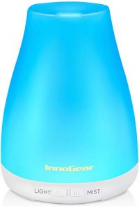 Oil Diffuser Ultrasonic Cool Mist Humidifier