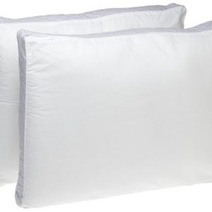 Gusseted Quilted Pillow Hypoallergenic Standard