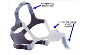 Headgear For WISP Nasal Mask Standard Medium