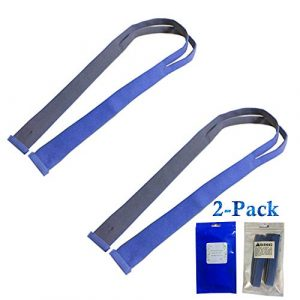 resmed airfit P10 replacement straps 2 pack