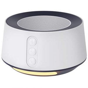 Letsfit White Noise Machine Night Light
