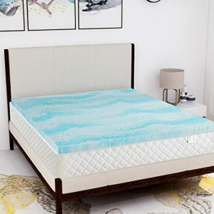 2 In. Memory Foam Topper Queen Gel Infused