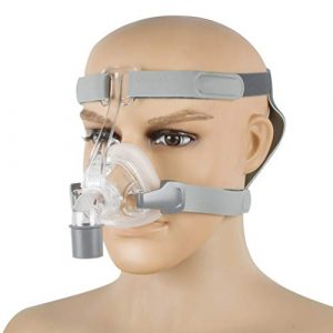Nasal Mask Adjustable Headgear L