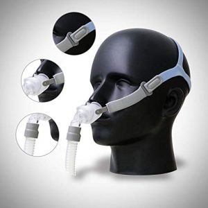 Nasal Pillows mask 3 Sizes Universal