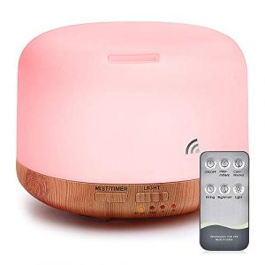 1000ML Essential Oil Diffuser with Remote