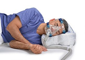 CPAPMax 2.0 Pillow Alleviates Leaking