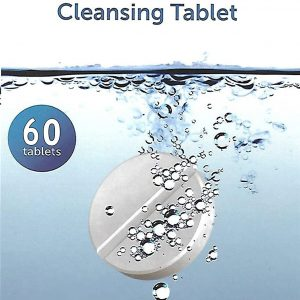 CPAP Mask Cleanser Tablets by Sani Bot 60 Tabs